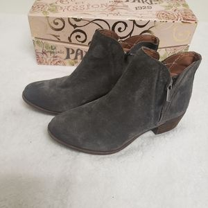 Lucky Brand Suede Boot